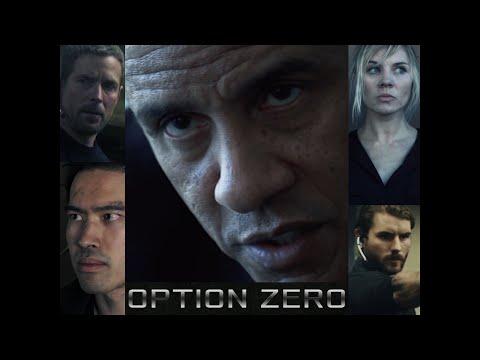 OPTION ZERO (2019) - Official Trailer