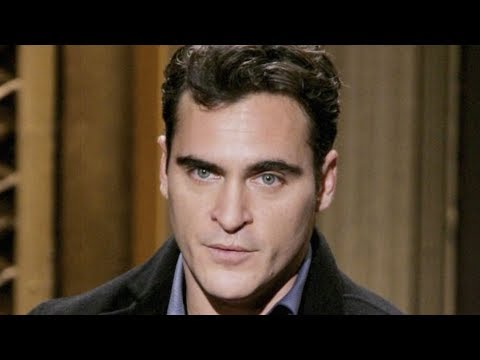The Tragic Real-Life Story Of Joaquin Phoenix