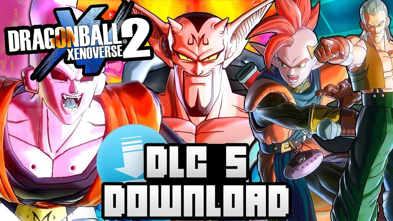 dragon ball xenoverse 2 dlc pack 2 download pc