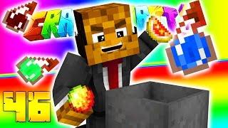 Minecraft CRAZY CRAFT 3.0 - WITCH DIMENSION #46