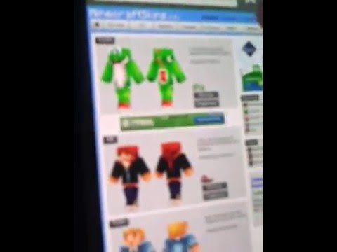 how to change skins in minecraft pocket edition