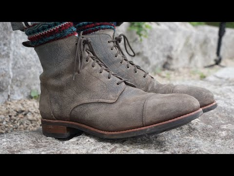 460b8a54223 Review: The Taft Dragon 2.0 Boot Nails the Balance of Weird and ...