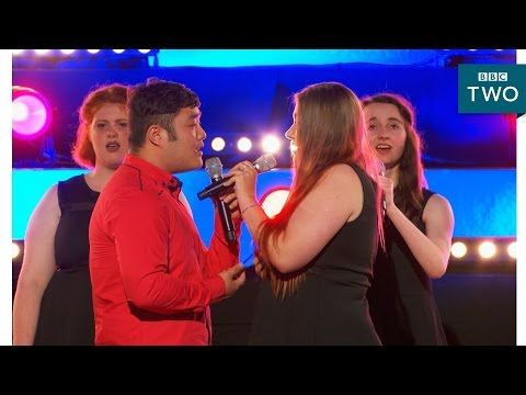 The Bulmershe Ensemble's Grand Final performance - The Choir: Gareth's Best in Britain | Episode 6