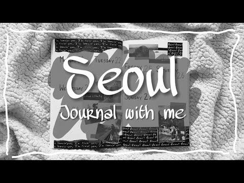 SEOUL   Mono   Kpop Journal