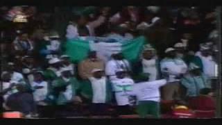England Vs Nigeria 1 (Friendly football match - Wembley)