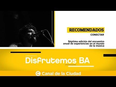 """<h3 class=""""list-group-item-title"""">Recomendados: """"Conectar"""" - """"Estrellas de la Calle Corrientes"""" - """"Berni"""" y más en Disfrutemos BA</h3>"""