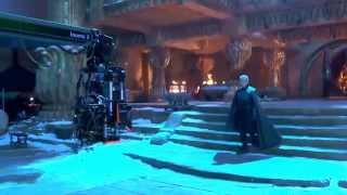 Съемки фильма Люди Икс 2014 дни минувшего будущего (X-Men Days of Future Pas)