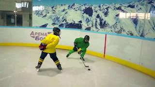 видео индивидуальные тренировки по хоккею