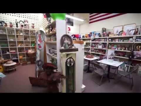 Cortez Street Emporium my favorite antique store!