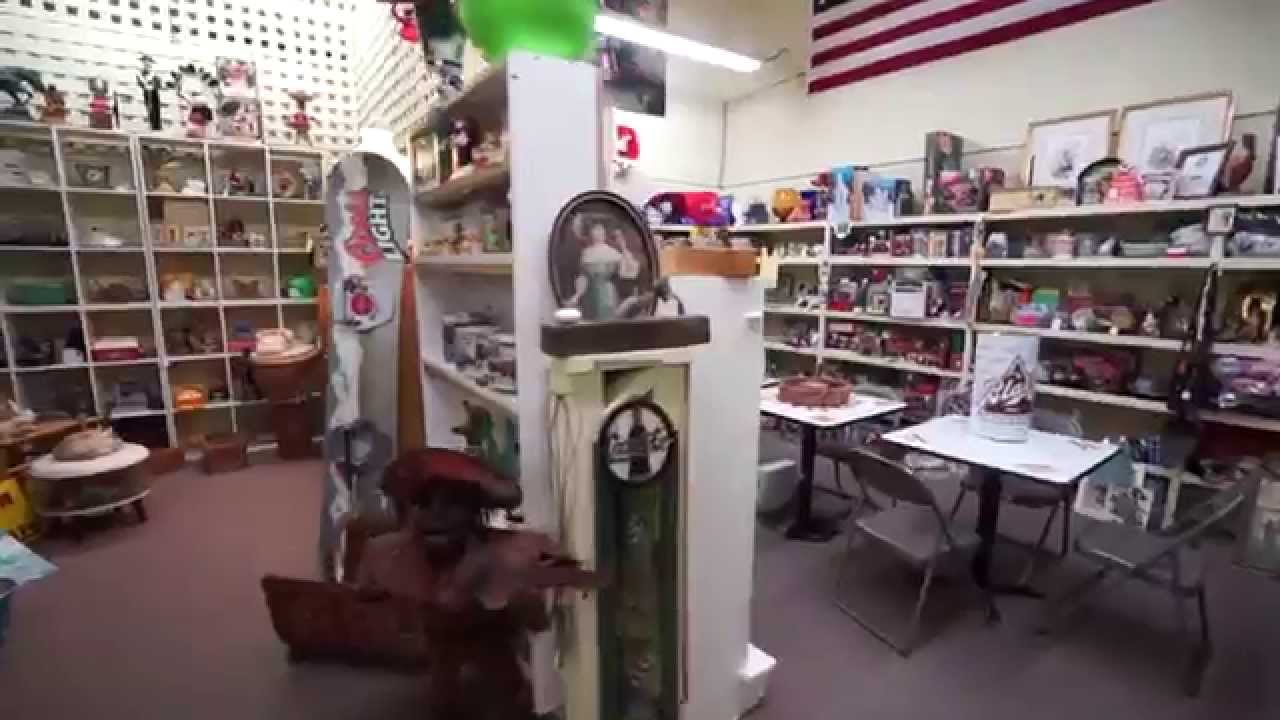 Cortez Street Emporium My Favorite Antique Store Youtube