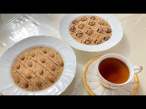 Халва армянская вспомним детство бабушкин рецепт настоящая восточная сладость #халва