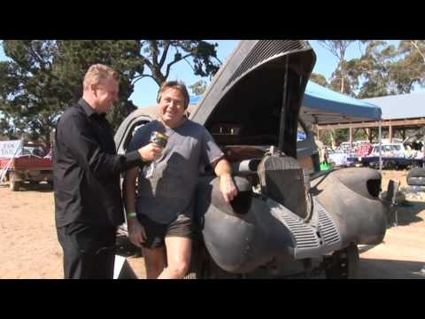 Gasolene Season 3 Episode 6 - Picnic at Hanging Rock Classic Car Show Part 2