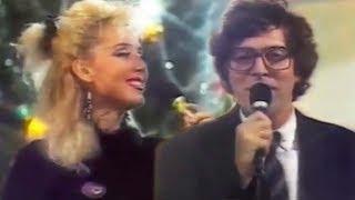 Lepa Brena i Minja Subota - Deda Mraze - Muzicki tobogan - (TV NS 1989/90)