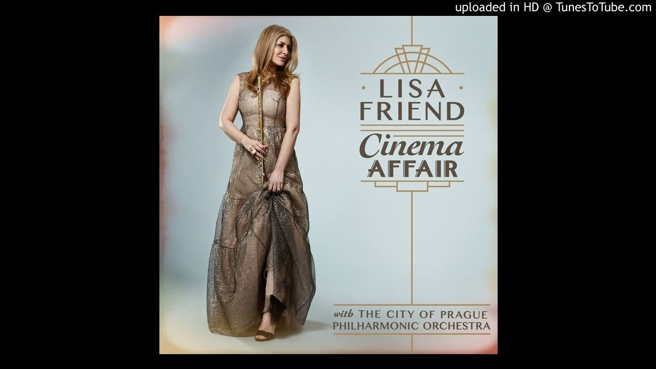 Cinema Affair Album With The City of Prague Philharmonic Orchestra