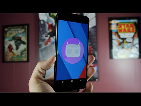 Nexus 6P CyanogenMod 13 CM13 Review and Install!
