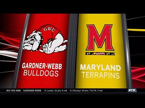 Gardner-Webb at Maryland - Men