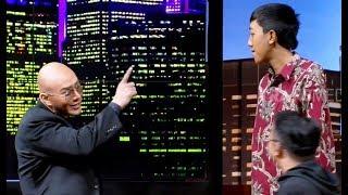 Pengrajin Angklung Mirip Jokowi dan Remaja Bertinggi 2,2 Meter| HITAM PUTIH (16/07/19) Part 2