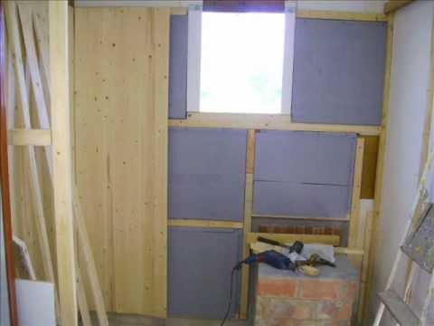 ecco come mi sono costruito la sauna 0001 - YouTube