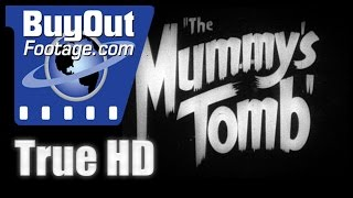 The Mummy's Tomb - 1942 HD Film Trailer