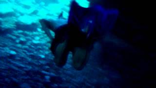 Swimming Underwater Tunnel at The Grotto