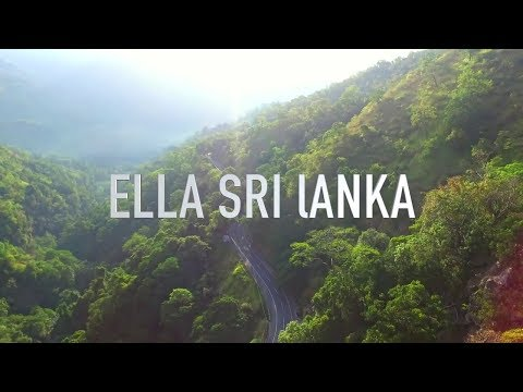 An amazing holiday that I went to in 2017 (ELLA SRILANKA)   Travel Vlog