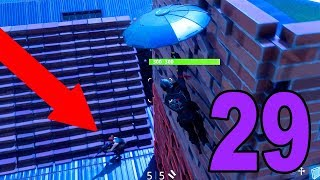 LAUNCH PAD BASE TAKEOVER - Fortnite Battle Royale Solo (Part 29)