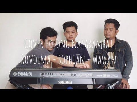 """Cover """"Holong Natarambat"""" Rovolma - Sophian - Wawan _ Cipt. Ir Ricard Sianturi"""