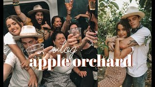 Vlog: NY Apple Orchard | too many ciders later...