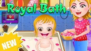 Baby Hazel Game Movie - Baby Hazel Bathing Cartoons - Dora The Explorer