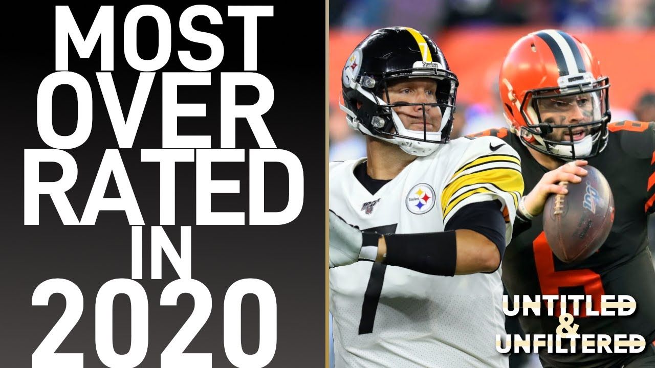 MOST OVERRATED PLAYERS IN THE AFC NORTH!!