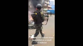 Cameroon: Civilians Trapped Between Separatists, Government Forces