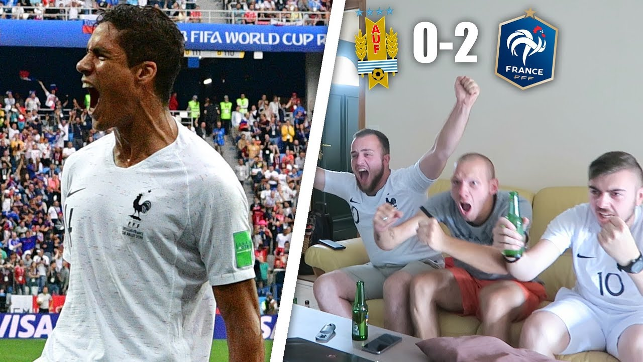 reactions  u0026 buts france  ud83c uddeb ud83c uddf7  ud83c uddfa ud83c uddfe uruguay 2