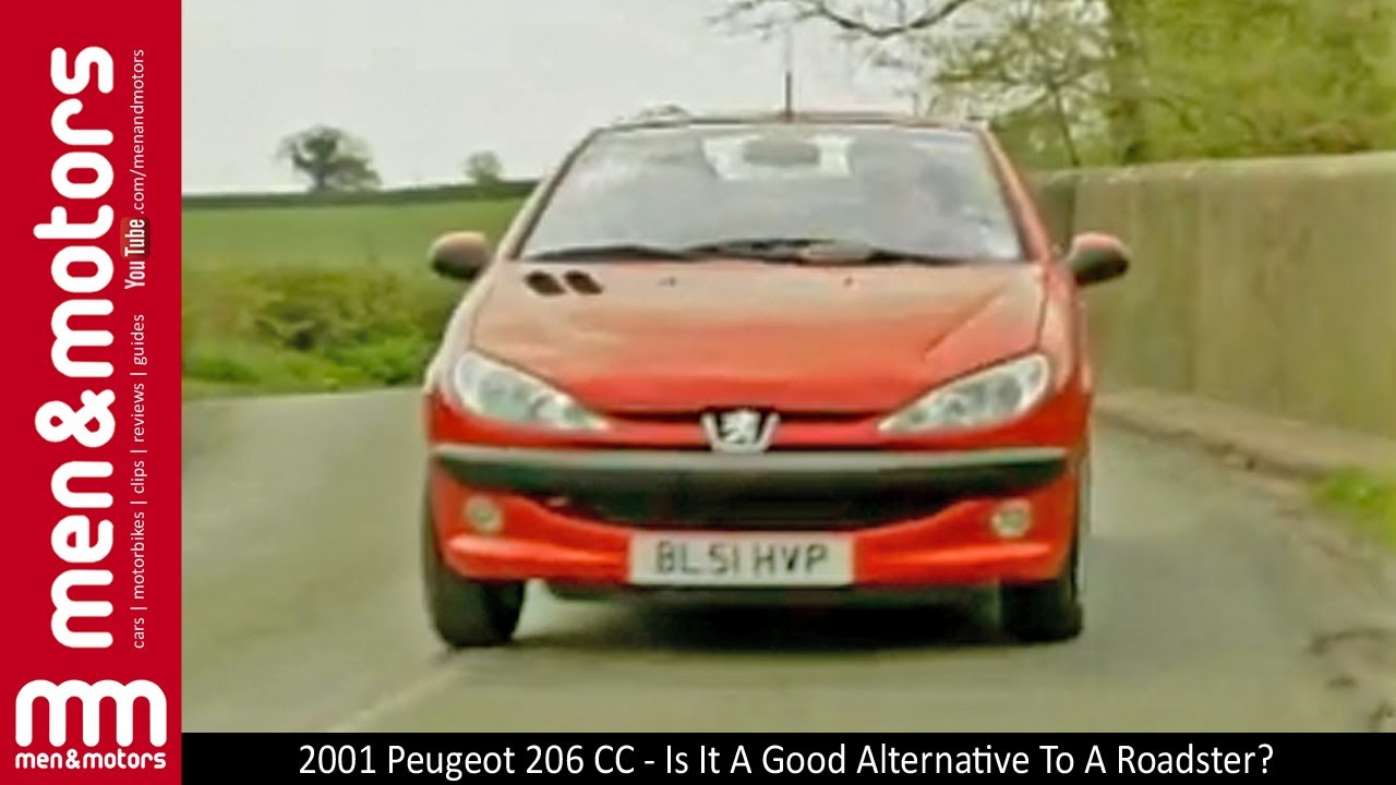 2001 Peugeot 206 Cc Is It A Good Alternative To Roadster
