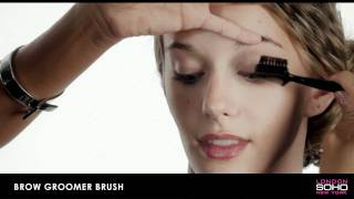 SOHO Professional Collection - Brow Brush Thumbnail