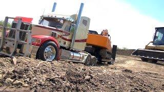 RC ADVENTURES - Semi Truck Accident