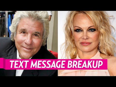 Jon Peters Broke Up With Pamela Anderson Over Text 11 Days After Wedding