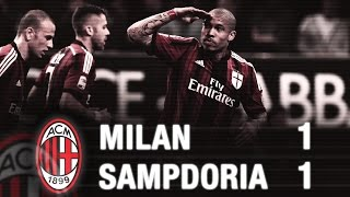 Video Gol Pertandingan AC Milan vs Sampdoria