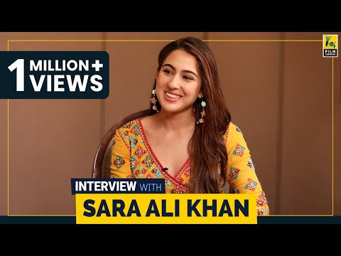 Sara Ali Khan Interview with Anupama Chopra | Kedarnath | Film Companion