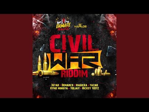 Civil War Riddim (Instrumental)