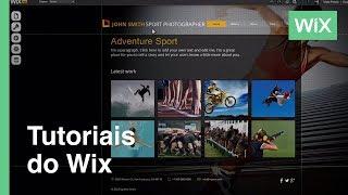 Cómo usar cuadrículas gridlines en editor | Wix.com