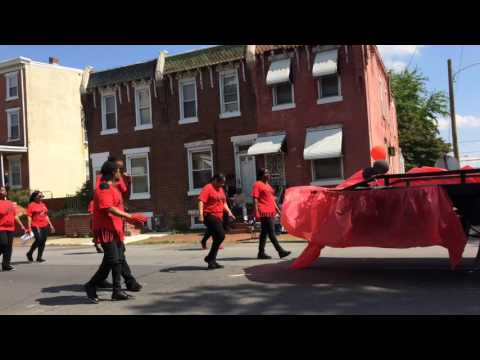 Chester PA 2017 Mother's Day Parade