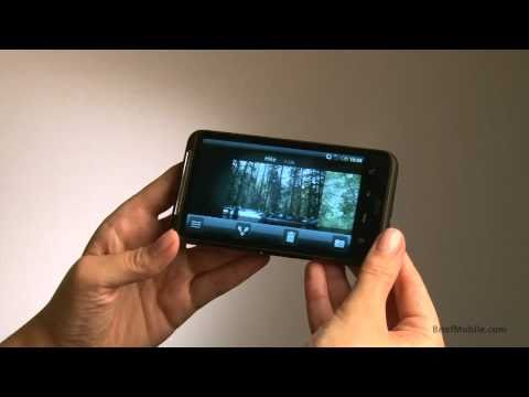 HTC Desire Z Introduction & New HTC Sense