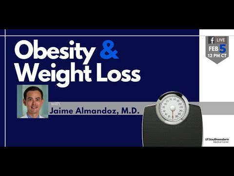 Ask the Expert: Obesity and Weight Loss