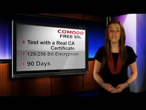 Why Comodo Free SSL Certificates?