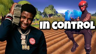 Fortnite Montage - in control ( NBA YoungBoy)