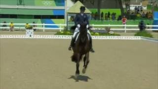Rio Olympics Dressage: Dorothee Schneider & Showtime 15082016