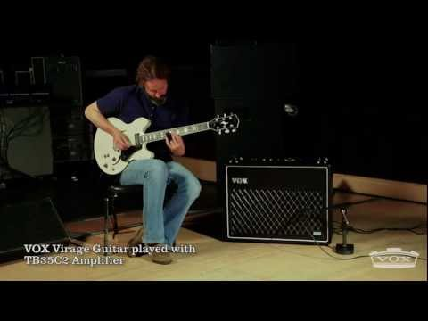 VOX ALL ACCESS: Neal Casal with the VOX TB35C2 and Virage guitar