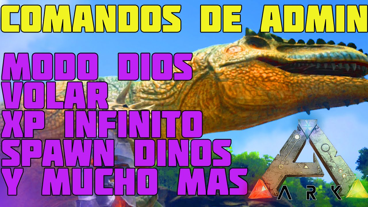 Todos los comandos admin importantes ark survival evolved xbox one todos los comandos admin importantes ark survival evolved xbox one ps4 espaol youtube malvernweather Choice Image