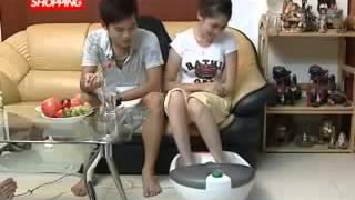 Гидромассажная ванна для ног Medisana WBM(http://pro-medic.ru/index.php?ht=89&detail=3702 Работая в 3-х режимах, гидромассажная ванна Medis WBM оказывает расслабляющее,..., 2013-03-25T07:55:51.000Z)