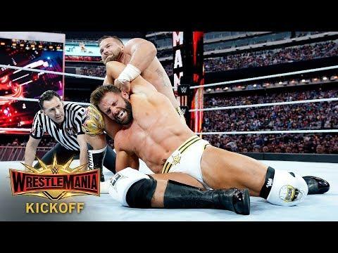 Curt Hawkins looks to snap his 269-match losing streak: WrestleMania 35 Kickoff